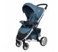 Прогулочная коляска Carrello Vista CRL-8505 Water Blue в льне