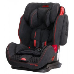Автокресло Coletto Sportivo IsoFix Black New