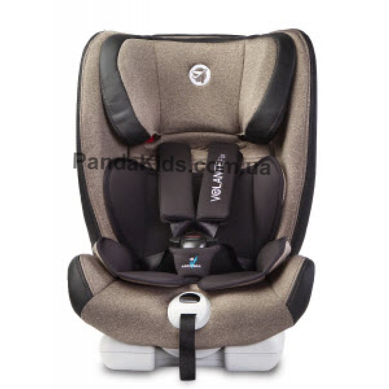 Автокресло Caretero Volante Fix Limited IsoFix Beige