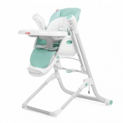 Стульчик 3 в 1 Carrello Triumph CRL-10302/1 Mint Green