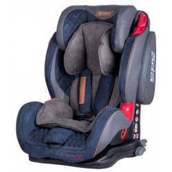 Автокресло Coletto Sportivo Only isofix Blue