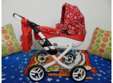 Обзор коляски для кукол Adbor Lily
