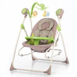 Кресло-качалка 3 в 1 Carrello Nanny CRL-0005 Green Dot