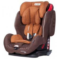 Автокресло Coletto Sportivo IsoFix Brown