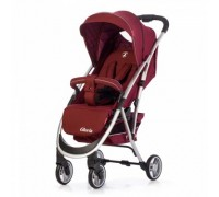 Прогулочная коляска Carrello Gloria CRL-8506 Rose Red в льне