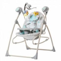 Кресло-качалка 3 в 1 Carrello Nanny CRL-0005 Green Ring