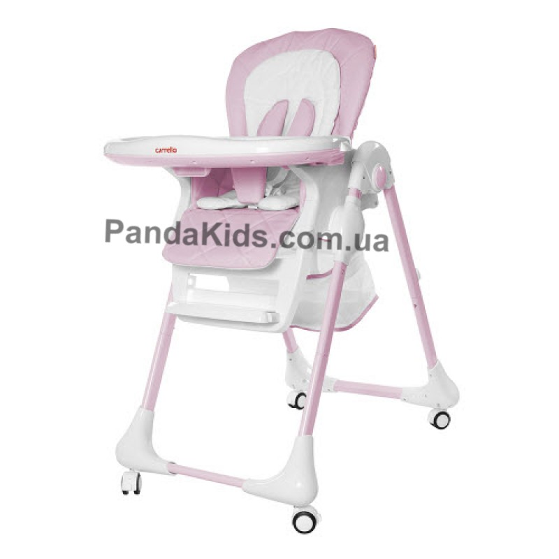 Стульчик для кормления Carrello Toffee CRL-9502/2 Candy Pink