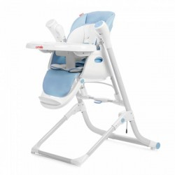 Стульчик 3 в 1 Carrello Triumph CRL-10302/1 Angelic Blue
