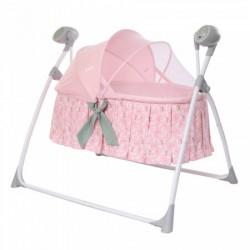 Люлька-качеля Carrello Dolce CRL-7501 Bow Pink