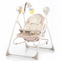 Кресло-качалка 3 в 1 Carrello Nanny CRL-0005 Beige Dot