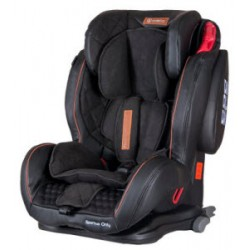 Автокресло Coletto Sportivo Only isofix Black