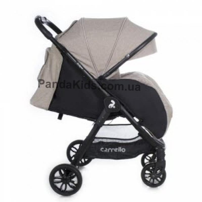 Прогулочная коляска Carrello Eclipse CRL-12001 Safari Beige в льне