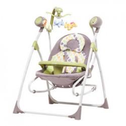 Кресло-качалка 3 в 1 Carrello Nanny CRL-0005 Green Tree