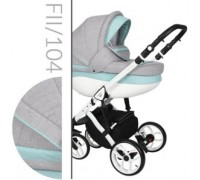 Коляска Baby Merc Faster 2 Style 104