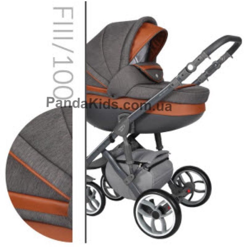 Коляска Baby Merc Faster 3 Style 100