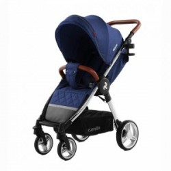 Прогулочная коляска Carrello Milano CRL-5501 Velvet Blue
