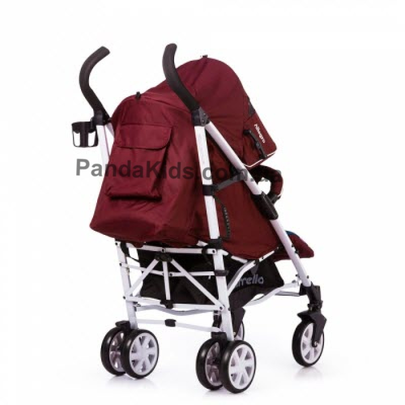 Коляска-трость Carrello Allegro CRL-10101/1 Kitty Red