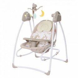 Кресло-качалка Carrello Grazia CRL-7502 Fall Beige